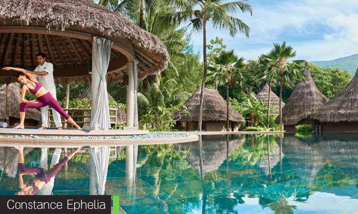 14 חופשה באיי סיישל: טיסות ישירות כולל כבודה, העברות ו-5 לילות במלונות מומלצים, כולל חגים