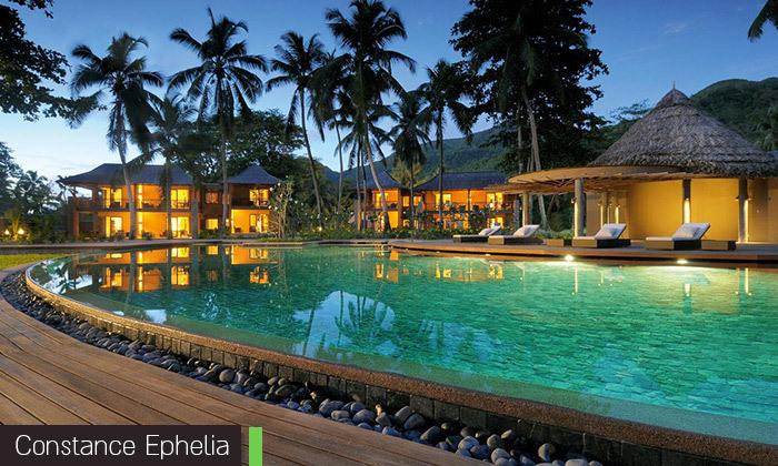 15 חופשה באיי סיישל: טיסות ישירות כולל כבודה, העברות ו-5 לילות במלונות מומלצים, כולל חגים