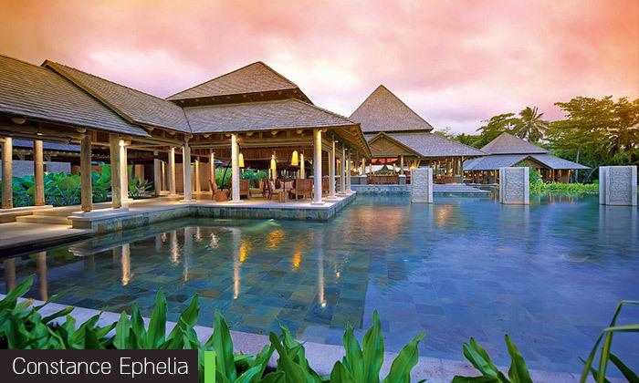 16 חופשה באיי סיישל: טיסות ישירות כולל כבודה, העברות ו-5 לילות במלונות מומלצים, כולל חגים