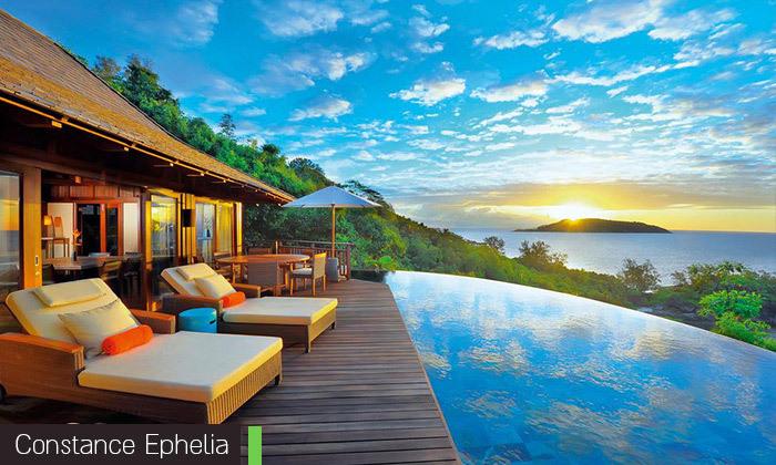 17 חופשה באיי סיישל: טיסות ישירות כולל כבודה, העברות ו-5 לילות במלונות מומלצים, כולל חגים