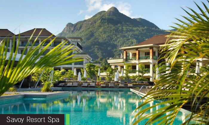 19 חופשה באיי סיישל: טיסות ישירות כולל כבודה, העברות ו-5 לילות במלונות מומלצים, כולל חגים