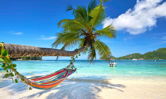 24 חופשה באיי סיישל: טיסות ישירות כולל כבודה, העברות ו-5 לילות במלונות מומלצים, כולל חגים