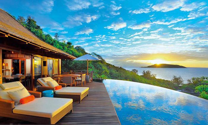2 חופשה באיי סיישל: טיסות ישירות כולל כבודה, העברות ו-5 לילות במלונות מומלצים, כולל חגים