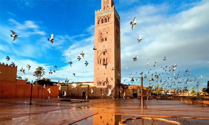 12 נובמבר-דצמבר במרוקו: טיול מאורגן עם 8 ימים מלאים באטרקציות וטיסות ישירות למרקש, כולל חנוכה