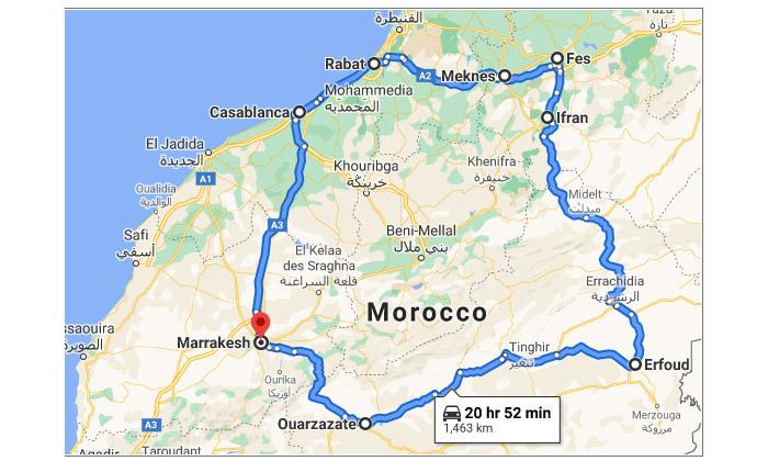 11 נובמבר-דצמבר במרוקו: טיול מאורגן עם 8 ימים מלאים באטרקציות וטיסות ישירות למרקש, כולל חנוכה