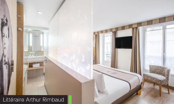 4 אד שירן בפריז: טיסות ישירות, 4 לילות במלון לבחירה והופעת פופ אגדית