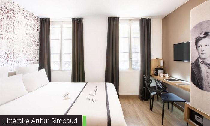 5 אד שירן בפריז: טיסות ישירות, 4 לילות במלון לבחירה והופעת פופ אגדית