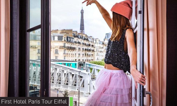 8 אד שירן בפריז: טיסות ישירות, 4 לילות במלון לבחירה והופעת פופ אגדית