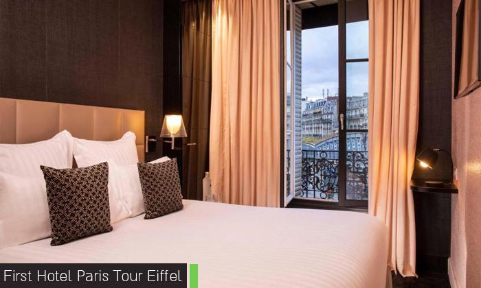 6 אד שירן בפריז: טיסות ישירות, 4 לילות במלון לבחירה והופעת פופ אגדית