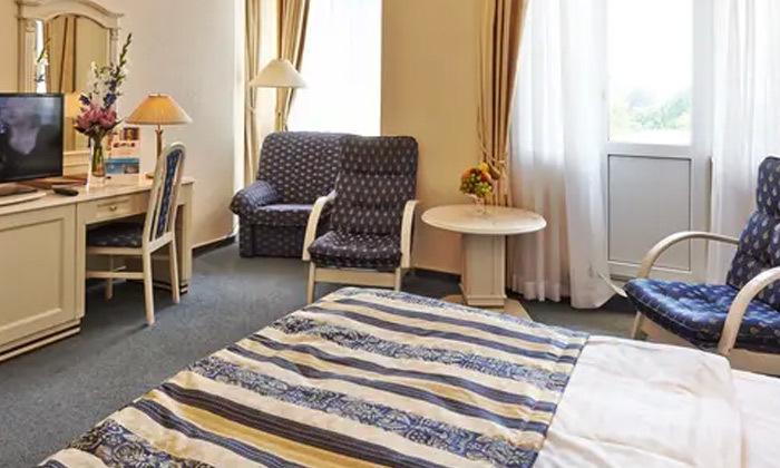 6 ספא בצ'כיה: 7 לילות ותוכנית טיפולים במלון ספא עם טיסות והעברות, כולל חנוכה