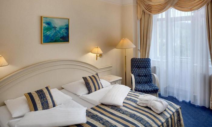 5 ספא בצ'כיה: 7 לילות ותוכנית טיפולים במלון ספא עם טיסות והעברות, כולל חנוכה