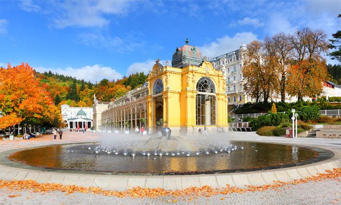 2 ספא בצ'כיה: 7 לילות ותוכנית טיפולים במלון ספא עם טיסות והעברות, כולל חנוכה