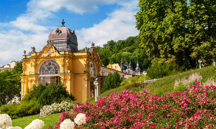 8 ספא בצ'כיה: 7 לילות ותוכנית טיפולים במלון ספא עם טיסות והעברות, כולל חנוכה