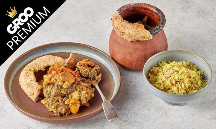 5 מסעדת אל טראס בהרצליה פיתוח: ארוחת שף זוגית עם מנות ים תיכוניות מעולות
