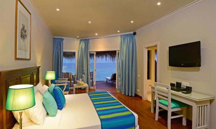 7 חופשת גן עדן במלדיביים: 7 לילות במלון לבחירה עם טיסות ישירות והעברות, גם בחנוכה