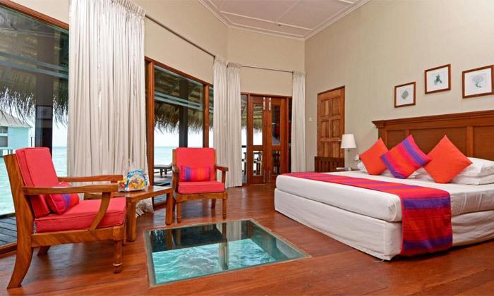 10 חופשת גן עדן במלדיביים: 7 לילות במלון לבחירה עם טיסות ישירות והעברות, גם בחנוכה