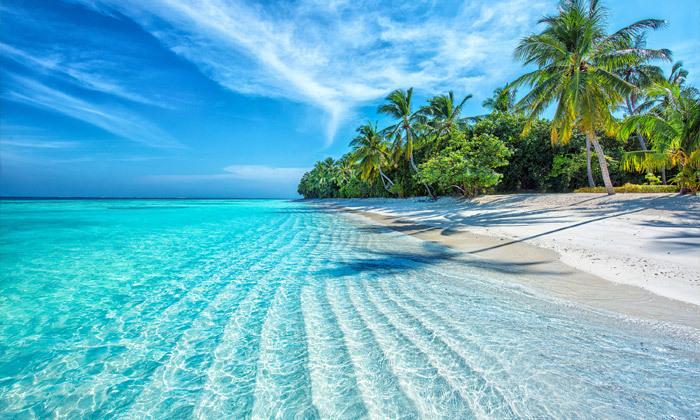 11 חופשת גן עדן במלדיביים: 7 לילות במלון לבחירה עם טיסות ישירות והעברות, גם בחנוכה
