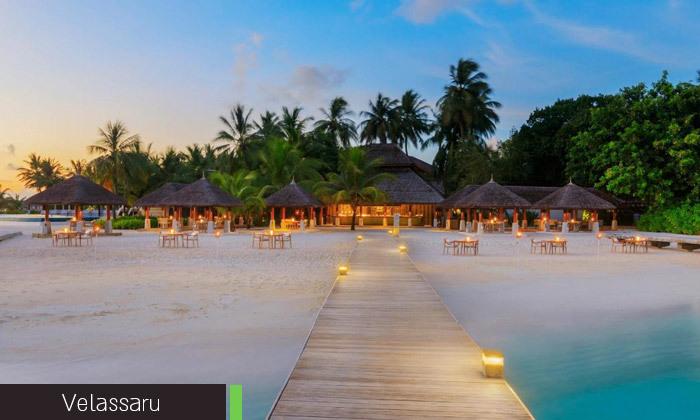 12 חופשת גן עדן במלדיביים: 7 לילות במלון לבחירה עם טיסות ישירות והעברות, גם בחנוכה