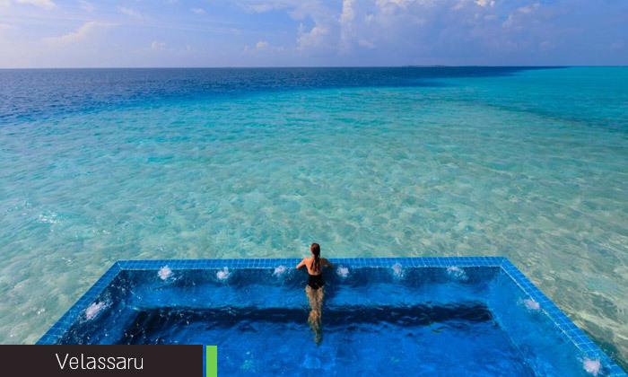 13 חופשת גן עדן במלדיביים: 7 לילות במלון לבחירה עם טיסות ישירות והעברות, גם בחנוכה