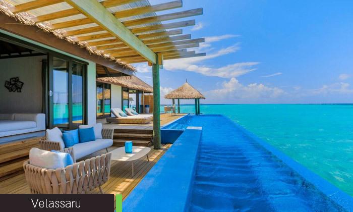 14 חופשת גן עדן במלדיביים: 7 לילות במלון לבחירה עם טיסות ישירות והעברות, גם בחנוכה