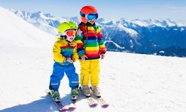 """סופ""""ש סקי בבולגריה עם ציוד"""