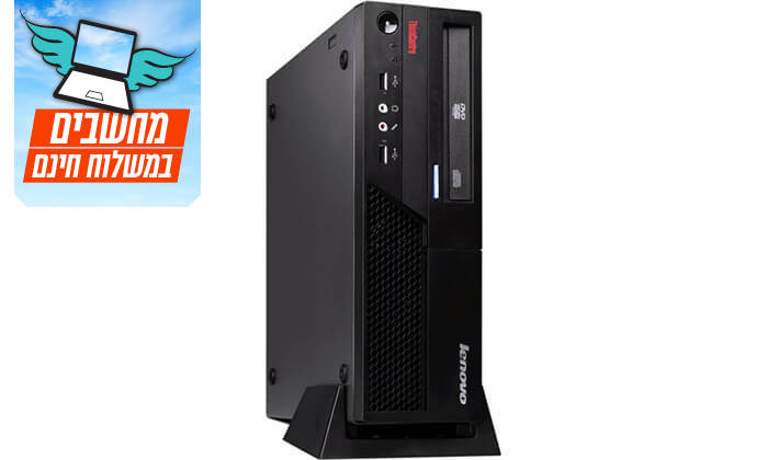 5 מחשב שולחני DELL/HP/LENOVO - משלוח חינם