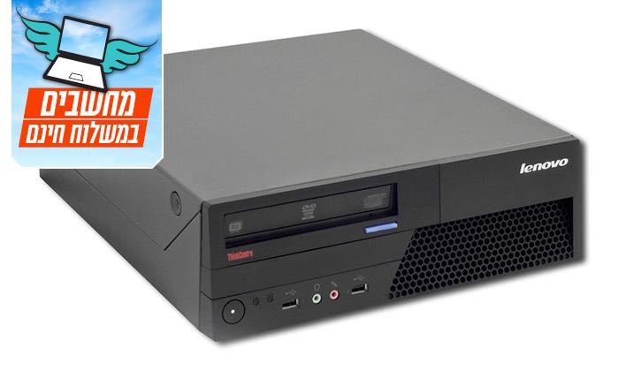 4 מחשב שולחני DELL/HP/LENOVO - משלוח חינם