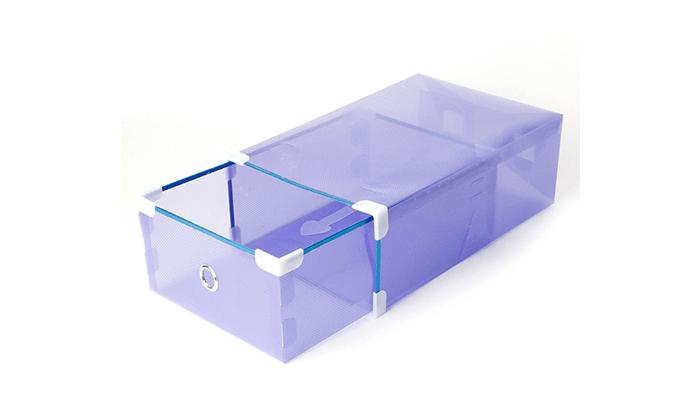 5 מגירות פלסטיק לאחסון כולל