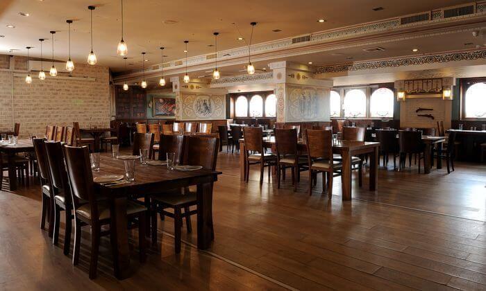 18 מסעדת אראמיס- גורמה צרפתי בחוף אשדוד