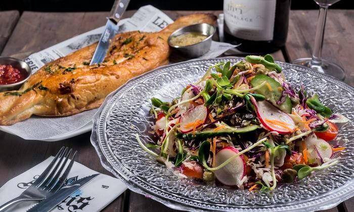12 מסעדת אראמיס- גורמה צרפתי בחוף אשדוד