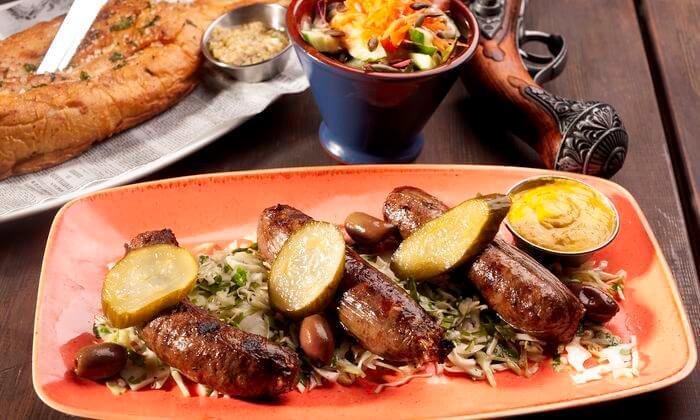 4 מסעדת אראמיס- גורמה צרפתי בחוף אשדוד
