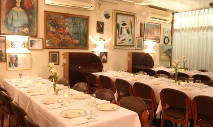 3 מסעדת שמוליק כהן - המוסד הקולינרי המיתולוגי ברחוב הרצל