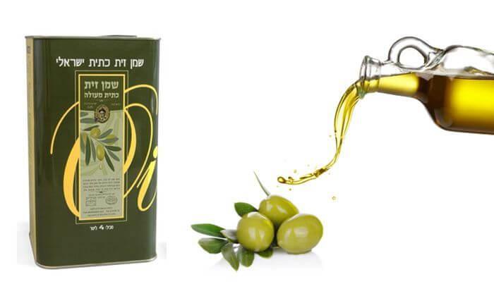 2 2 ליטר שמן זית ישראלי כשר למהדרין של משק אלוני