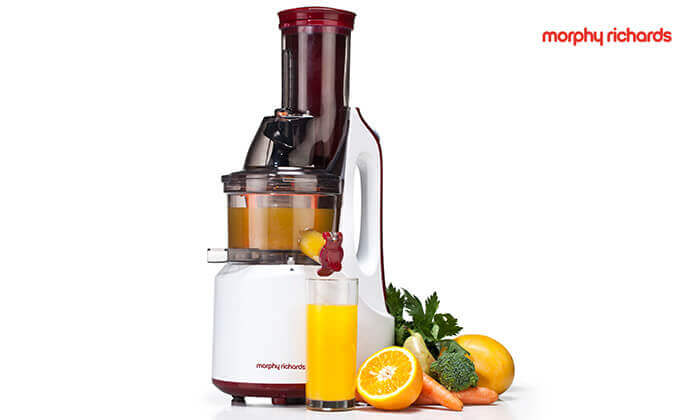 1 מסחטת מיצים Morphy richards