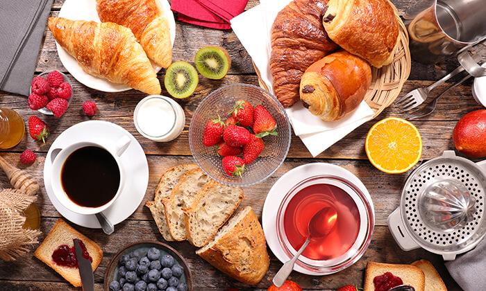 2 לראשונה בגרופון: ארוחת בוקר בופה בלאונרדו פלאזה, אשדוד