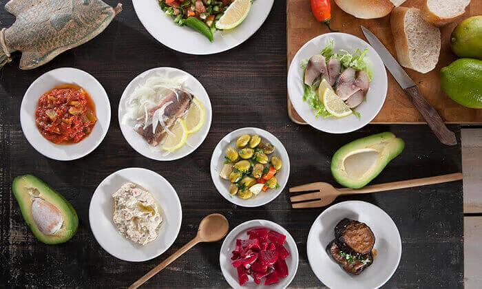 6 ארוחה זוגית במסעדת שורי בורי בהרצליה פיתוח