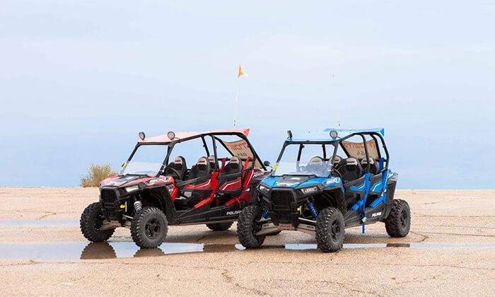 5 טיול רייזרים בנהיגה עצמית, באזור ים המלח