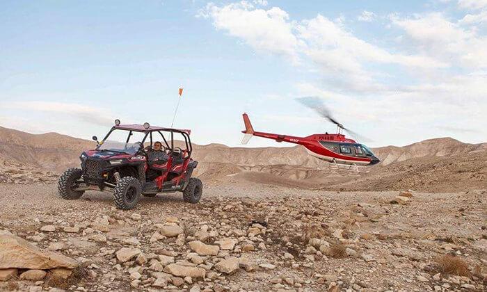 7 טיול רייזרים בנהיגה עצמית, באזור ים המלח