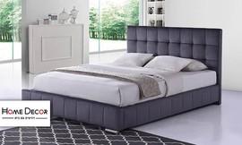 מיטה זוגית מרופדת דגם פטסי