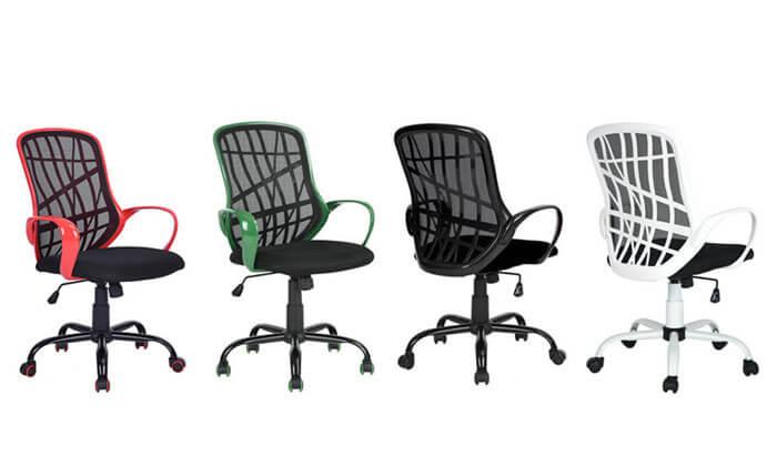 2 כיסא סטודנט מעוצב