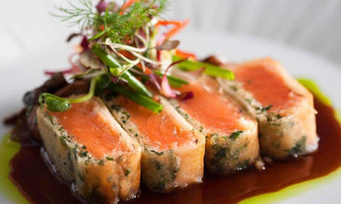 5 ארוחה זוגית במסעדת השף אלומה הכשרה, מלון קראון פלאזה י-ם