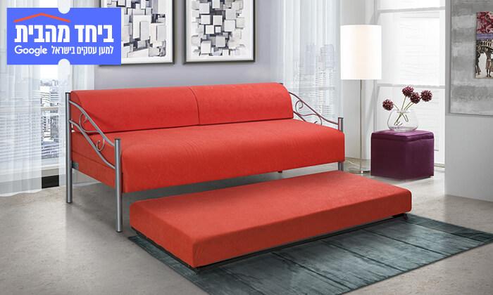 5 מיטת נוער במגוון צבעים