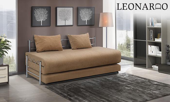 2 מיטת נוער נפתחת LEONARDO