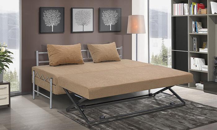 3 מיטת נוער נפתחת LEONARDO