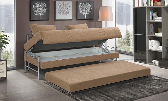 6 מיטת נוער נפתחת LEONARDO