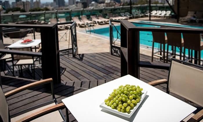 9 יום כיף במלון רימונים טאואר רמת גן