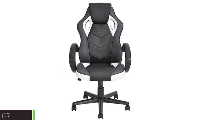 7 כיסא גיימרים Homax כולל גלגלי סיליקון