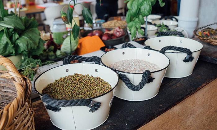 5 סדנת אוכל טבעוני בחוויה הטבעונית, יפו