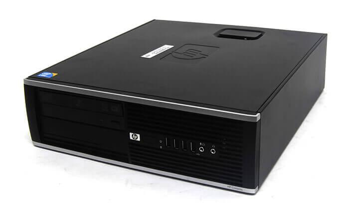 3 מחשב נייח HP כולל מקלדת ועכבר מתנה