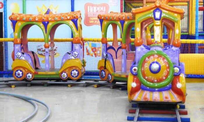 2 Kids Land המשחקיה החדשה בכרמיאל